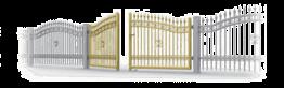 Двостулкові ворота