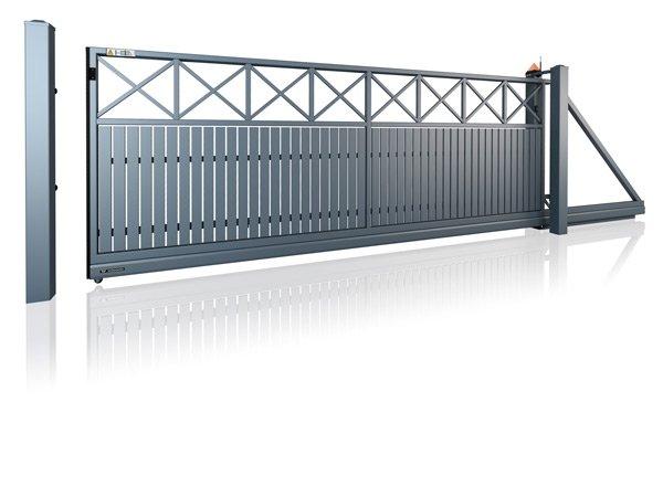 Відкатні ворота MODERN-AW.10.115