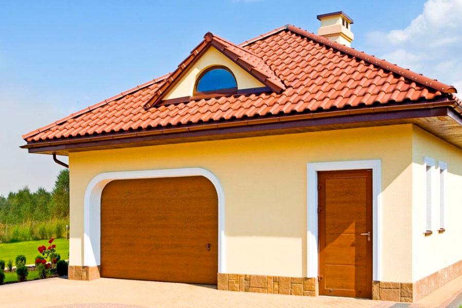 Функціональні гаражні двері