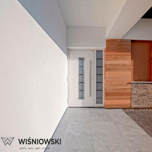 Зовнішні двері для дому