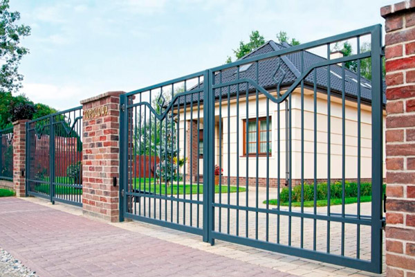 купити металевий паркан