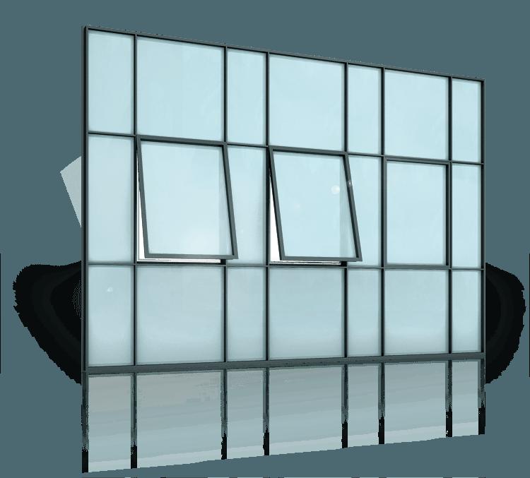 Сталеві вікна