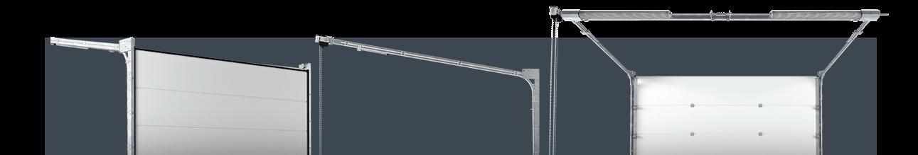 LHK низький напрямний механізм під кутом