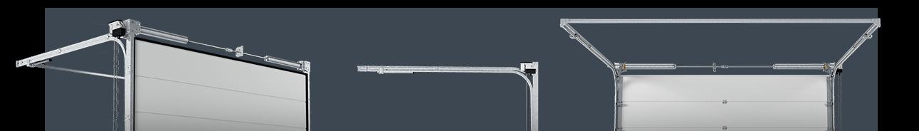 LHp низький прямий напрямний механізм