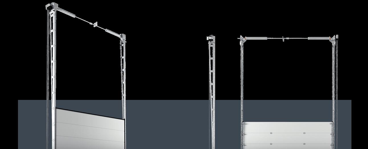 VL вертикальний напрямний механізм