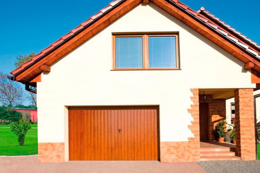 Розпашні гаражні ворота за доступною ціною