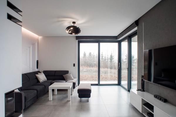 Термоізоляційні терасні двері
