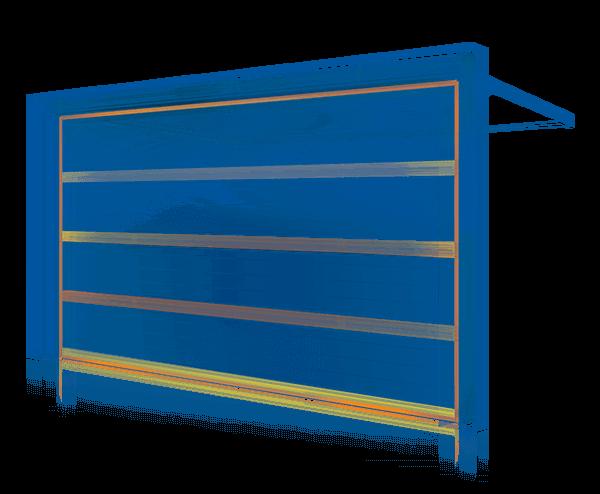 Термоізоляція гаражних воріт UniPro