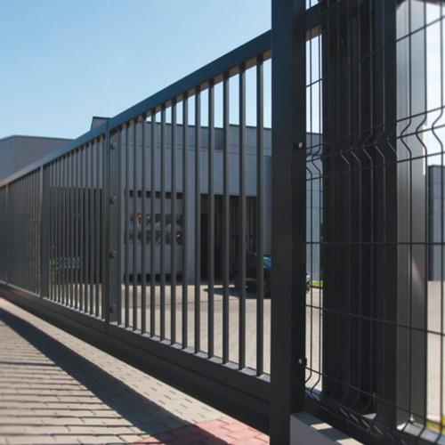 Огорожі і ворота для промисловості WISNIOWSKI