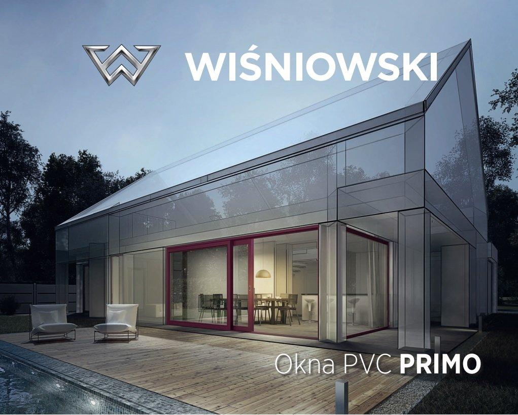 каталог вікна терасні пвх Wisniowski