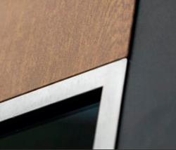 Декоративна аплікація з нержавіючої сталі